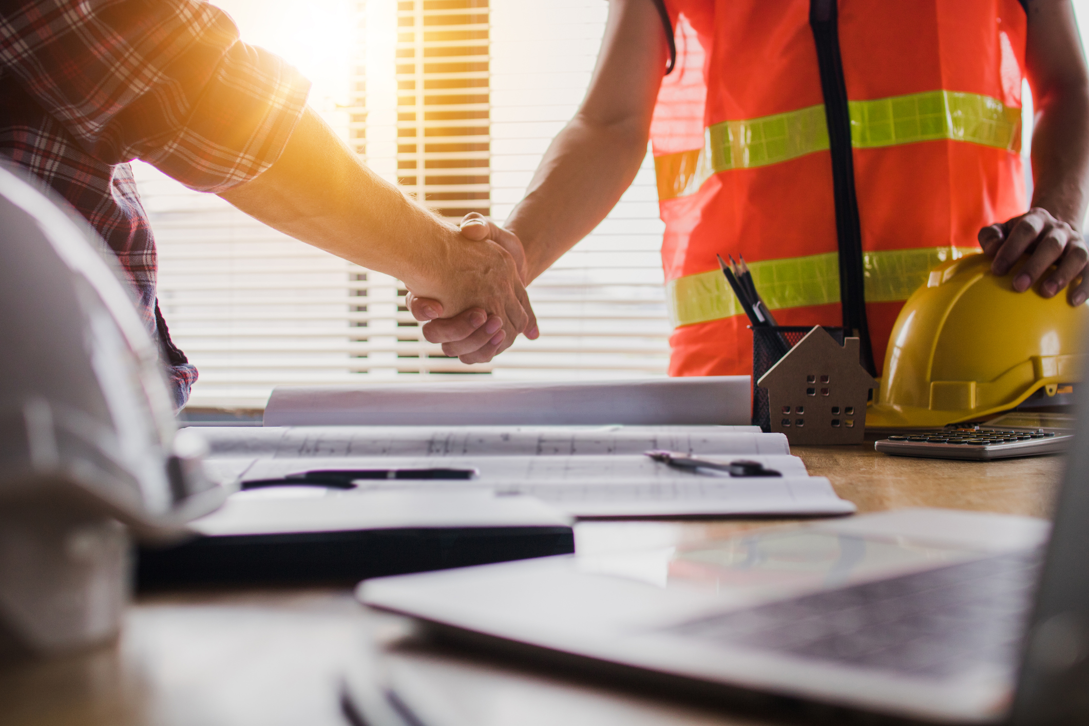 construction business tax credits